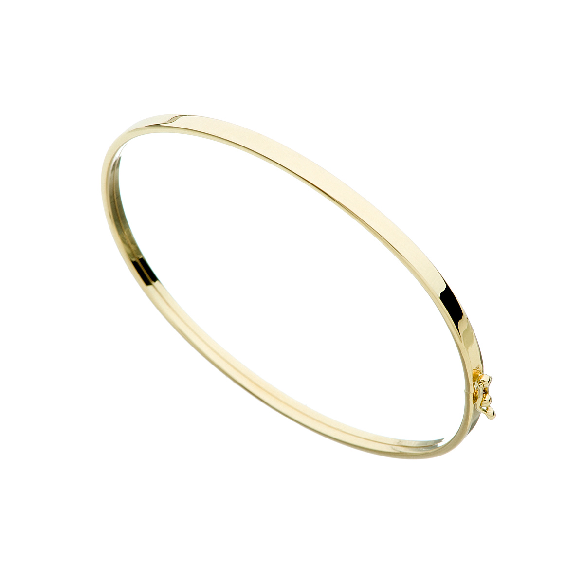 Bracelete Baguete Oval
